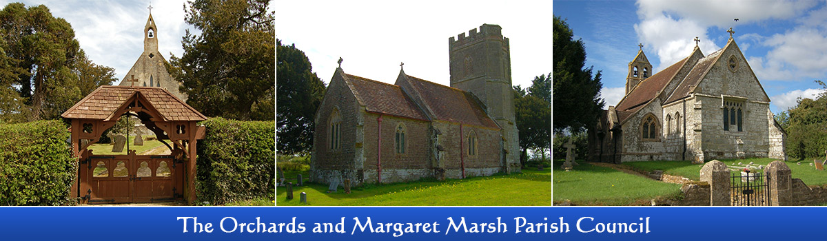 Header Image for The Orchards and Margaret Marsh Parish Council